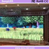 임대 단계를 위한 실내 P3 HD 영상 발광 다이오드 표시 스크린