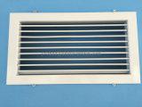 Системы отопления алюминиевый одного отклонения возврата воздуха решетки ниши воздухозабора