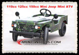 110cc 125cc 150cc Hot Selling Mini Jeep Willys für Sale