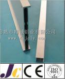 6005 Alumínio anodizado, extrusão de alumínio (JC-P-80024)