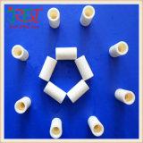Aislante de cerámica del alúmina del rodillo el 99% para electrónico