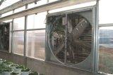 Edelstahl-Absaugventilator für Textilwerkstatt