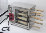 Brot Kuchen-Rollenkamin-Kuchenrolls-Roeast, Kamin-Kuchen-Maschine