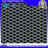 Feuille d'acier expansé galvanisé à chaud et chaud pour matériaux de construction avec SGS