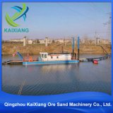 高度PLC制御カッターの吸引の浚渫船