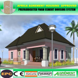 Дома/дома свободно конструкции проекта EPC украшения парка атракционов Prefab