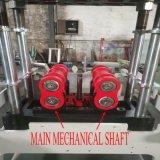 Abnehmer-erfülltes Plastiktellersegment automatisches Thermoforming u. stapelnde Maschine