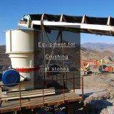 Triturador de Cone hidráulico do cilindro único para a mineração de esmagamento de pedra