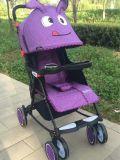 Bester verkaufender faltbarer Baby-Spaziergänger scherzt Spaziergänger