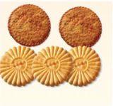 Linha de máquinas de embalagem automática de biscoito
