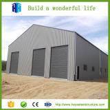 Surtidor prefabricado ligero confeccionado del almacén de la estructura de acero