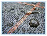 Alfombra de control de malezas del jardín invernadero de plástico acolchado Film