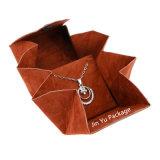 [فلفت] حلقة ورقة هبة مجوهرات يعبّئ صناديق مع عامة علامة تجاريّة