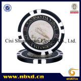 11.5g 8stripe Poker Chip (sy-D17I)