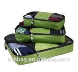 3-in-1 de Kubussen van de verpakking Geplaatst de Zak van de Organisator van de Zak van de Reis