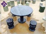 自然な花こう岩の石の庭の家具