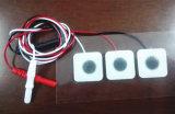 Terminal de componente disponible ECG del recién nacido 3 del electrodo de ECG
