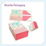 Pliage de papier carton cadeau personnalisé/boîte boîte pliable /plié