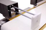 Detector estándar FDA transportador de correa de metal para mariscos