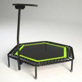 Mini trampolín de salto plegable de interior comercial con la T-Barra