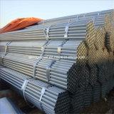 Tubo d'acciaio pre galvanizzato rotondo del CS del carbonio del codice categoria B C ERW di ASTM A53b A106 BS1387