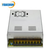 AC 110V/220V regulada DC 12V 30A 360W regulable Transformador de Controlador de LED de alimentación de conmutación