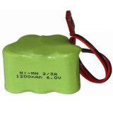 1.2V Batterij Ni-MH AA2500mAh