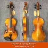 Violino chinês famoso 1/4 1/2 do estudante da boa qualidade do tipo 3/4 de 4/4