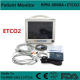 Etco2ステラが付いている12.1インチのMulti-Parameterの忍耐強いモニタ