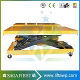 statischer LKW der Qualitäts-4000kg Scissor Aufzug-Plattform