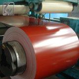 0.5mm Farben-Beschichtung-Z30 vorgestrichene Stahlrolle für Baumaterial