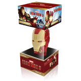 Casque de métal Iron Man Design 2Go/4 Go, /8GB/16GB/ 32Go Lecteur Flash USB