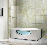 600 мм ширина * 1200~1400 мм Высота ванной душем экрана