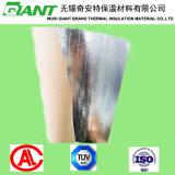 Barrière r3fléchissante de toiture de papier d'emballage de canevas de clinquant