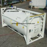 Des ISO-LPG Kraftstoff-CNG Laden-Tanker-Chassis-Behälter-Becken Gas-flüssiges des Bitumen-LNG