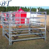 Новые трубы овальной формы для тяжелого режима работы крупного рогатого скота во дворе панель для продажи