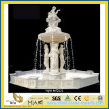 자연적인 Stone Marble 또는 Wall & Indoor & Outdoor 정원을%s Granite Water Fountain