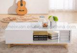 Mesa da sala de estar de madeira sólida (M-X2667)