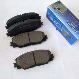 Garniture de frein en céramique du fournisseur D1210 de la Chine Shandong pour le véhicule japonais (0446542160)