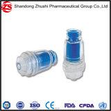 Medical esterilizadas 3 Conector livre de agulha com tubo de extensão