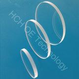 25,4mm de diámetro 1,5 mm de espesor, la lente de zafiro de China