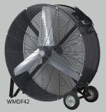 42 внутри. Промышленное сверхмощное, 2-Speed, универсальный вентилятор барабанчика с алюминиевым материалом лезвия