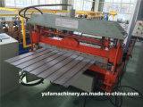 L'Europe profil trapézoïdal en acier de type machine à profiler de feuille de toit