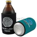 Sostenedor rechoncho impreso personalizado neopreno de la botella del regalo de la promoción