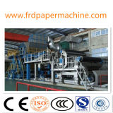 2100mm bolsa de papel corrugado Papel Kraft de papel de la máquina de fabricación de papel