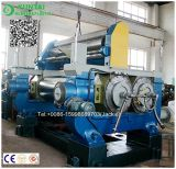 Rubber Plastic Mixing를 위한 Yuntai Xk-610 Twin Roll Plasticizing Mill