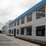 Costruzione di blocco per grafici chiara prefabbricata della struttura d'acciaio Warehous