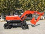 Escavatore di piccola dimensione Bd80 della rotella