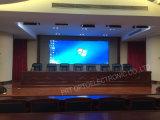 P1.9 televisione della visualizzazione di colore completo TV HD per la sala di controllo/studio