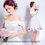 Neuer Ankunfts-Schatz-Kurzschluss-hübsches Brautjunfer-Kleid